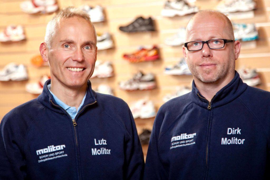 Lutz und Dirk Molitor