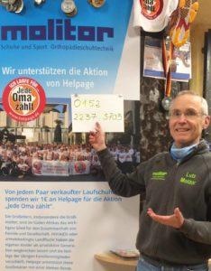 Lutz Molitor über Online-Laufanalyse und Schuh-Lieferdienst
